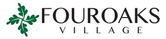 FourOaks Village Logo